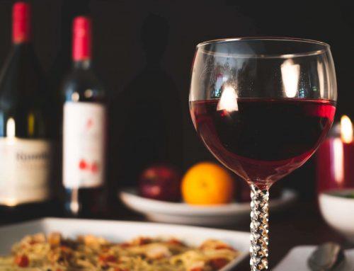 Kết hợp món ăn cùng với Rượu vang